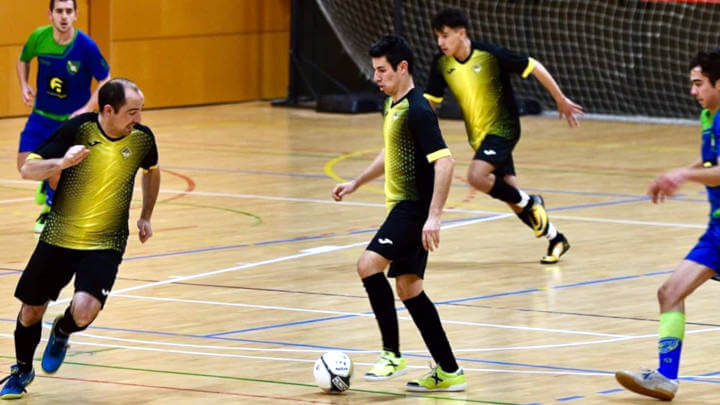 CFS Can Tito Vilanova senior Foto Fran Rey