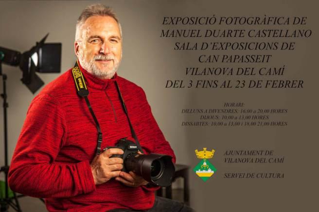 Exposicio a Can Papasseit de Manuel Duarte Castellano feb20
