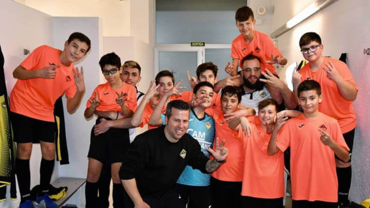 infantil B can tito futbol sala (2) Foto Fran Rey