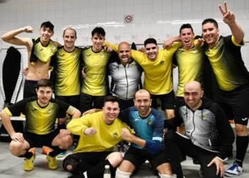 senior can tito futbol sala equip Foto Fran Rey