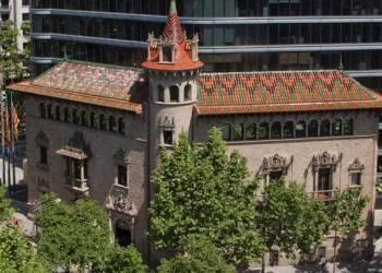 Edifici de la Diputacio de Barcelona