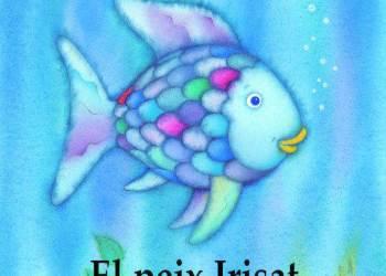 Peix irisat contacontes-imatge