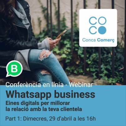 Webvinar whatsapp business