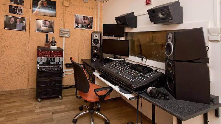 Anoia Records estudi