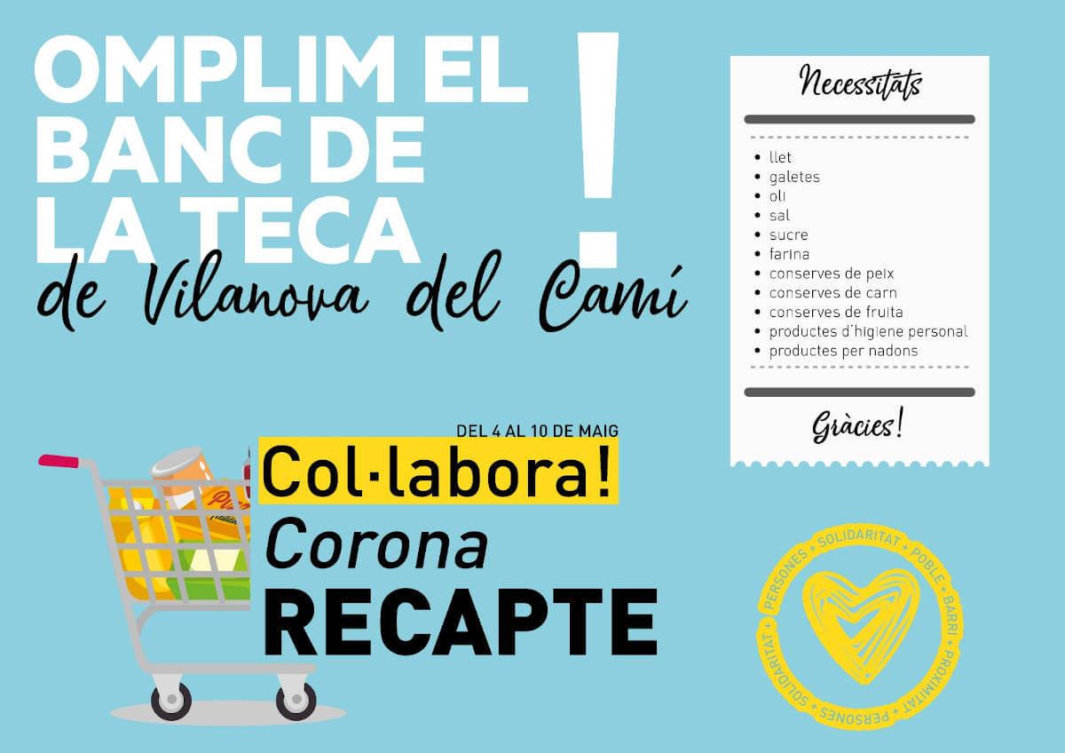 Corona recapte