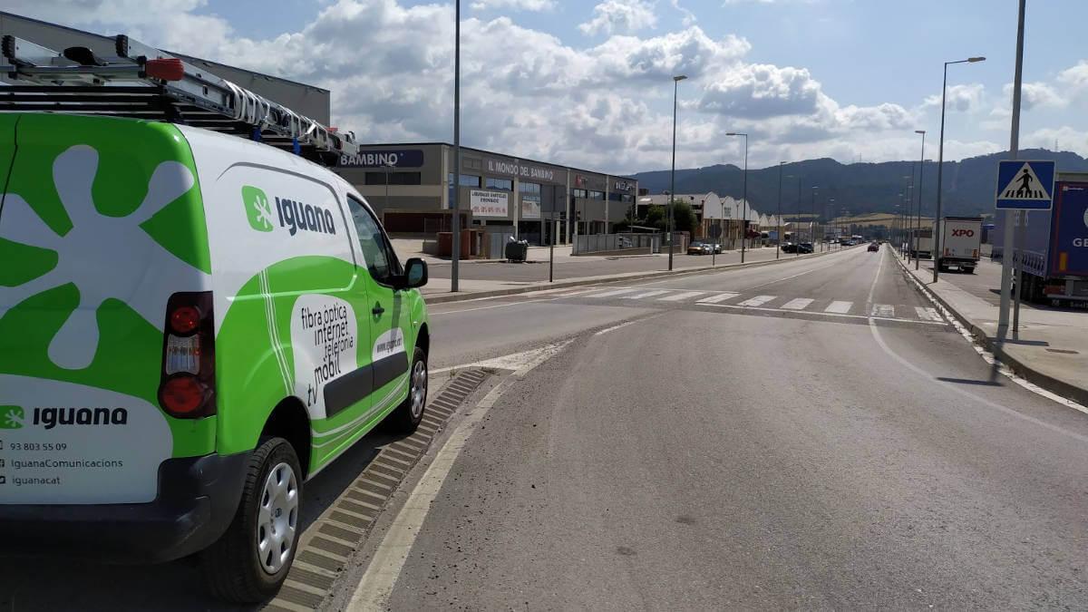 Iguana-vehicle