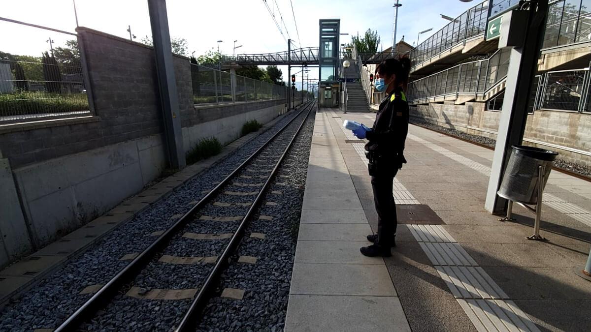 Policia local mascaretes