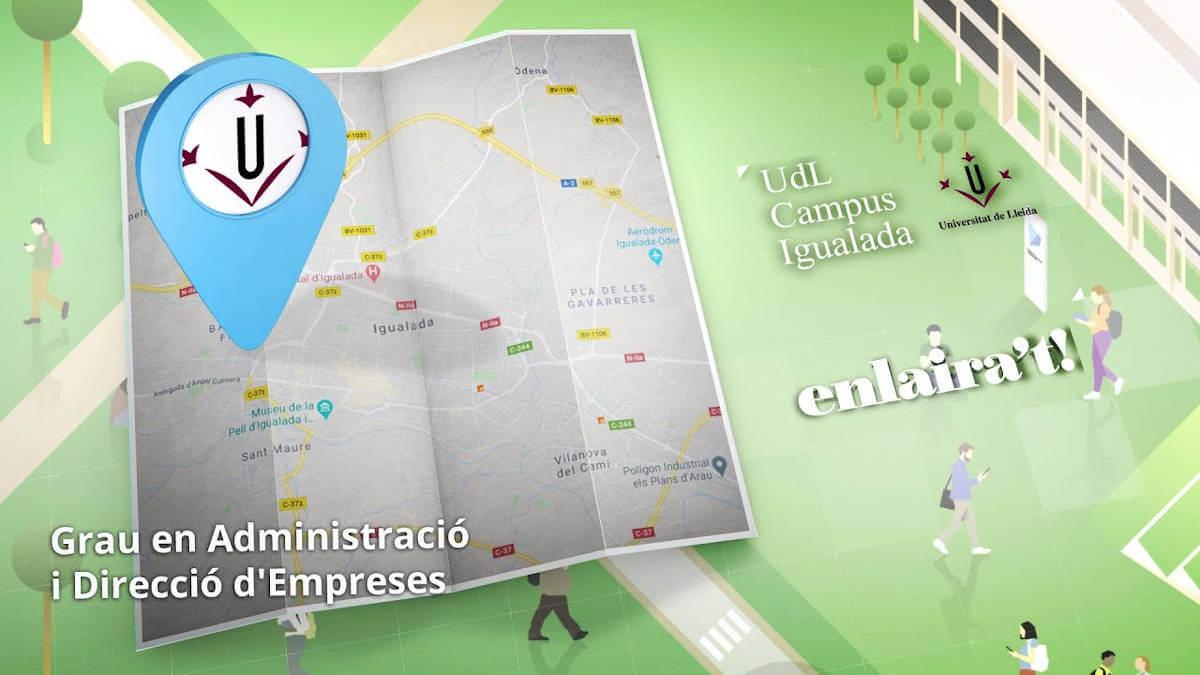 Udl campus universitari - Grau direccio empreses
