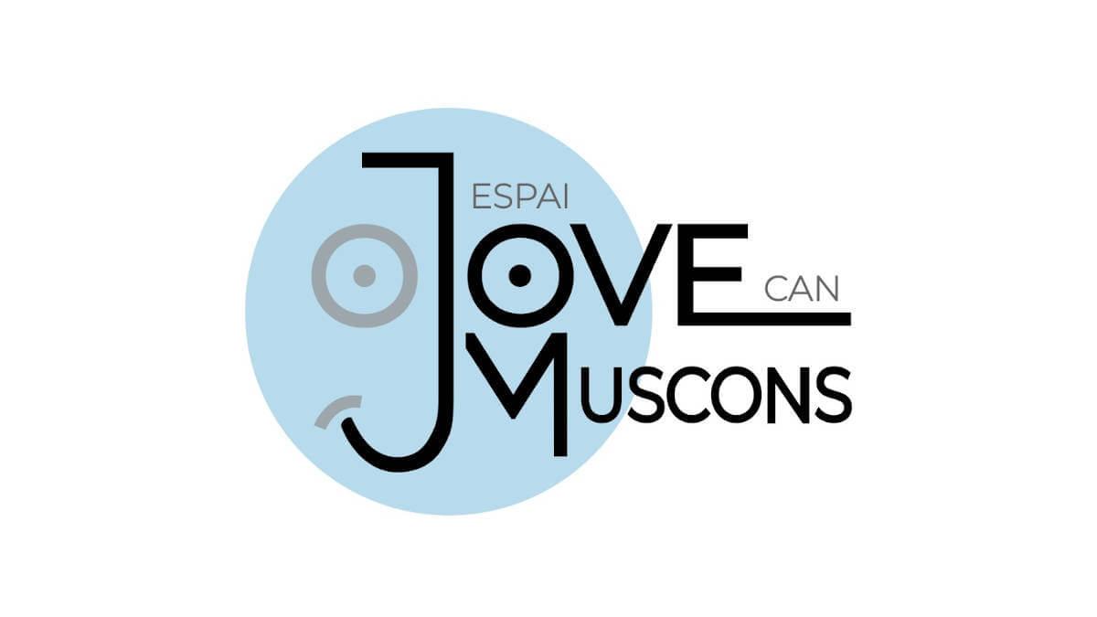 Logo Espai Jove Can Muscons 2020