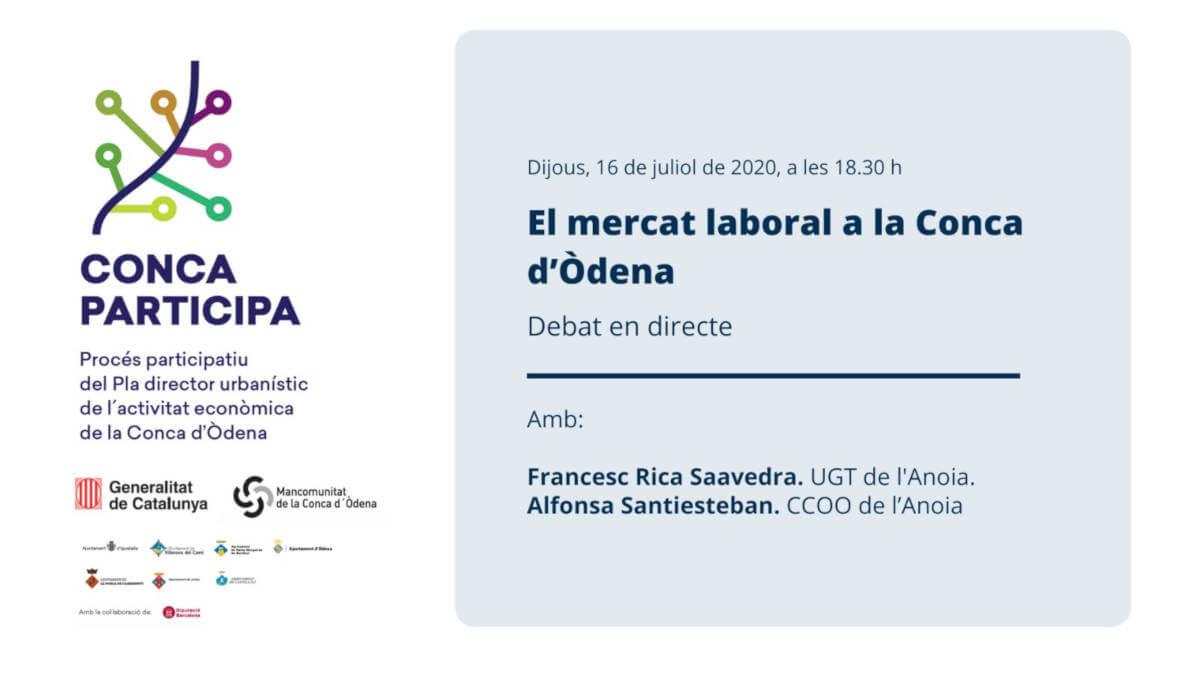 Conca participa 16 jul20