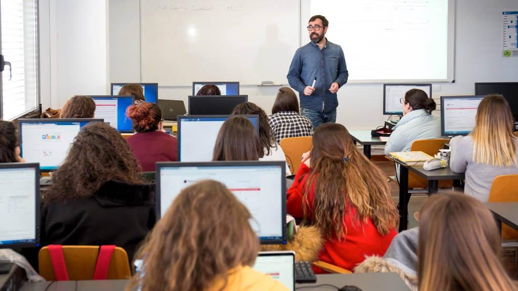 Aula Campus Igualada