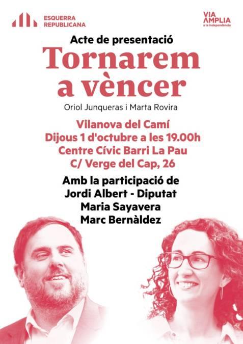 TORNAREM A VENCER