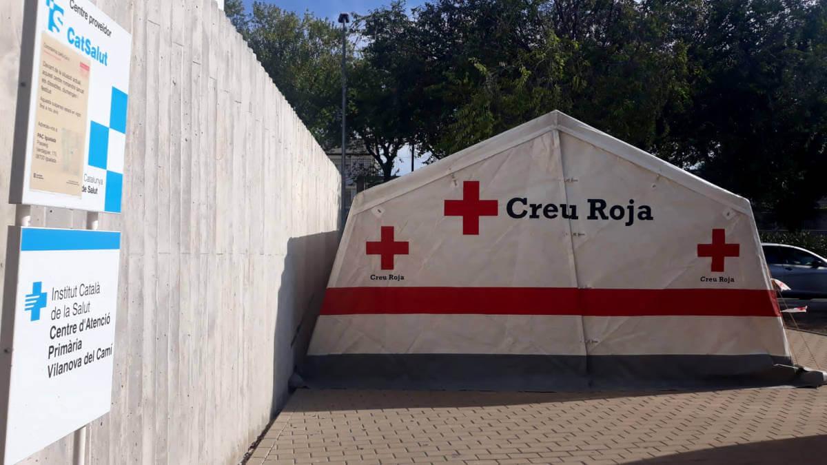carpa creu roja 1
