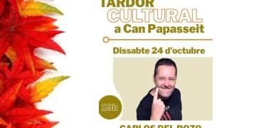 Carlos del Pozo monologuista cartell-DEST