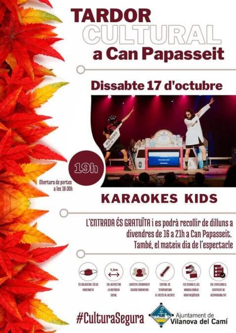 karaokes kids oct20