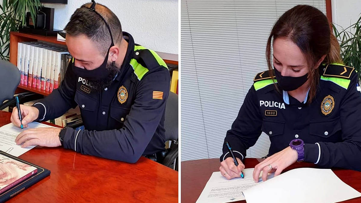 Nous carrecs a la Policia Local-2