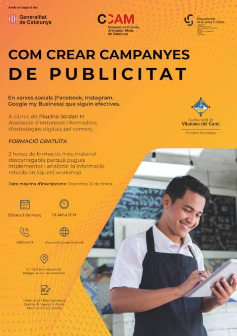 COM CREAR CAMPANYES PUBLICITAT