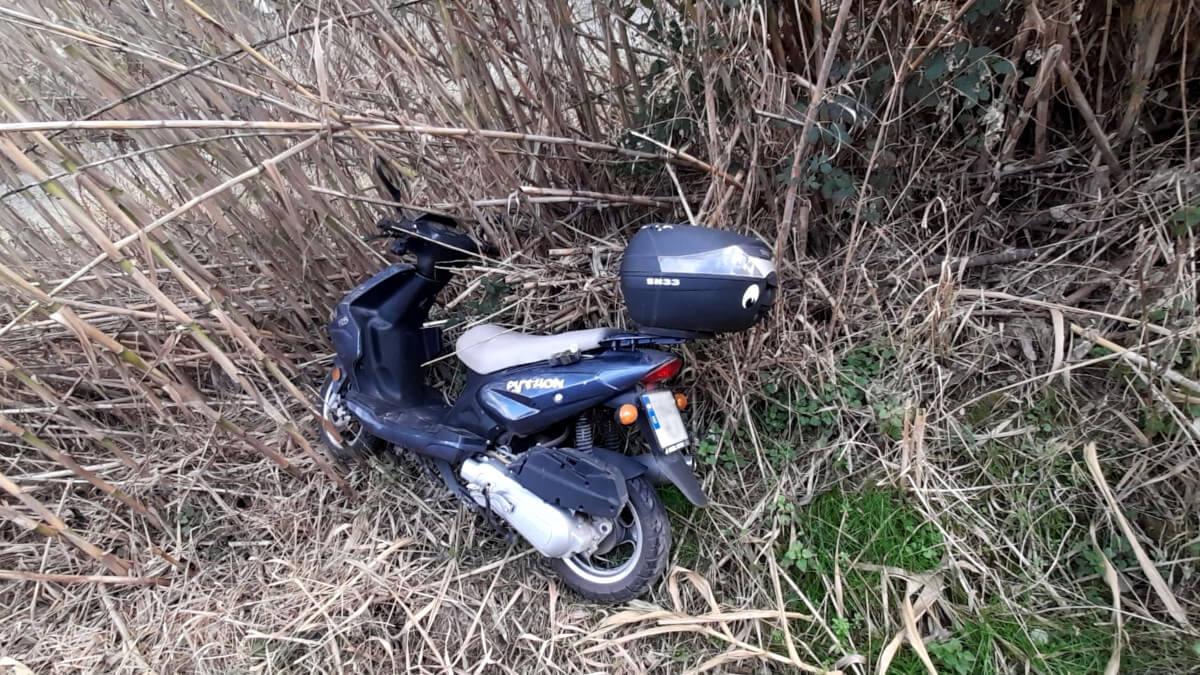 moto robada divendres
