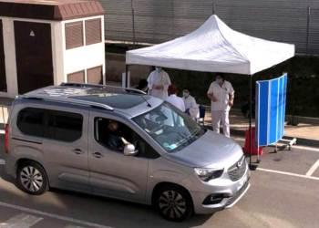 Vehicles per vacunacio-1 - Foto CAP Nord