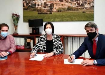Conveni Vilanova Comerc 2021