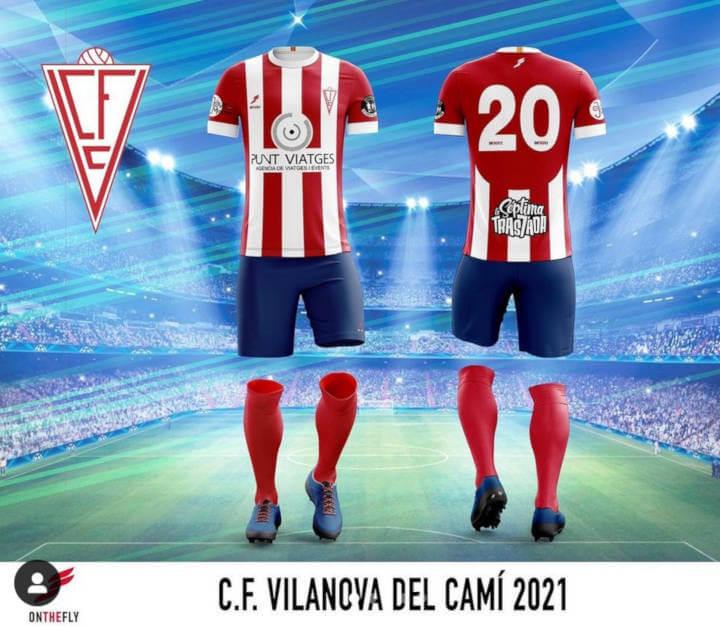 nova samarreta CFV