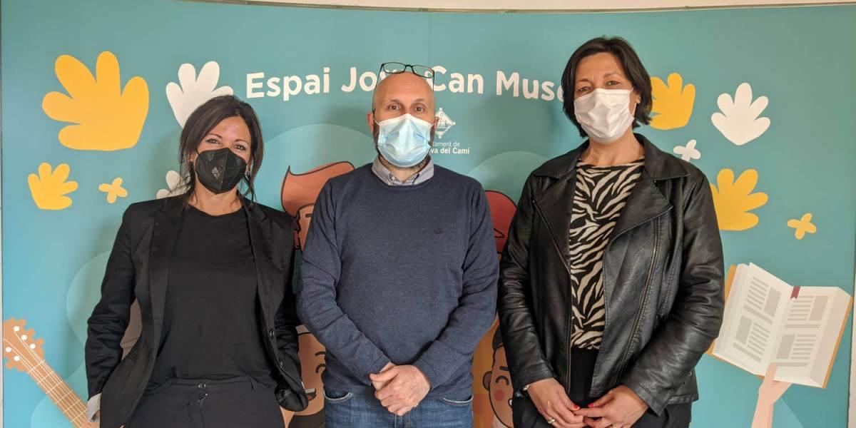 visita de Schummi Juarez a Can Muscons (13)