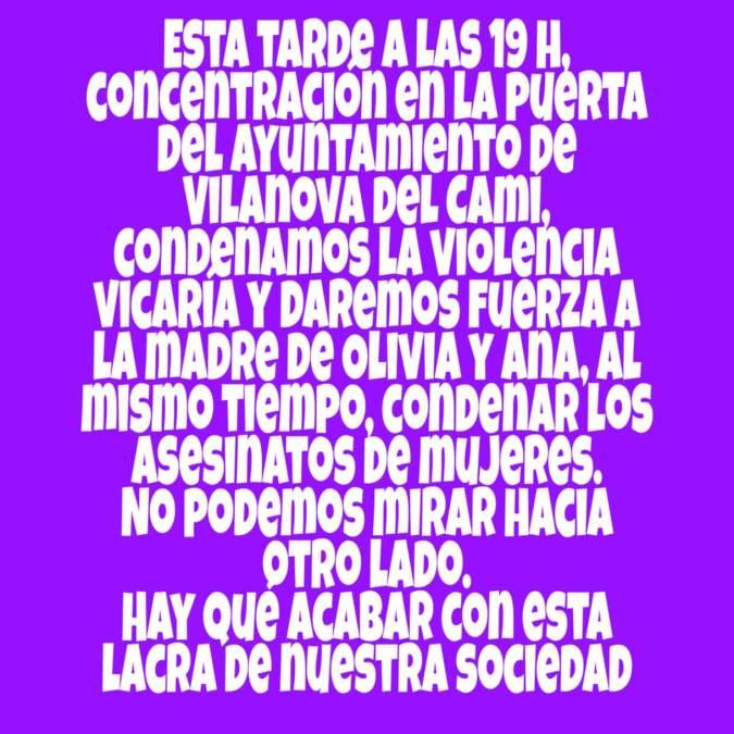cartell concentracio dones asoprocat