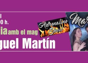 Divendres a la fresca mag Miguel Martin