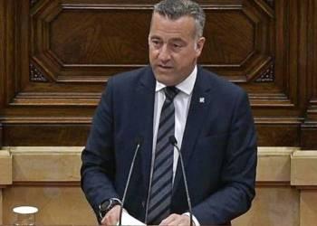 Jordi Riba al parlament v1
