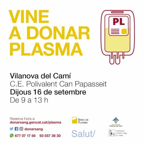 donacio plasma set21 50