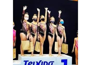 CG Ballerina fase Copa Catalana Conjunts