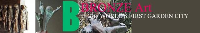 Bronze Art in the Worlds First Garden City