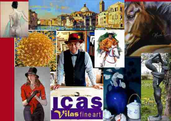 ICAS art gallery 2020