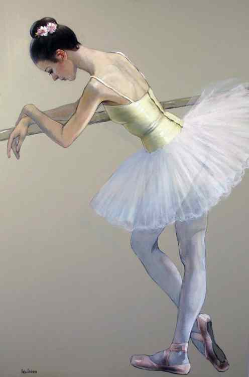 Katya Gridneva Ballerina