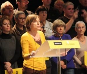 La pregunta de l'ANC: 'Vol que Catalunya sigui un estat independent?'
