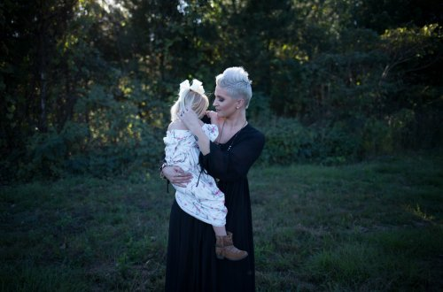 Sacred Mothering Image