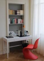 bed and breakfast colmar villa elyane room 4 desk