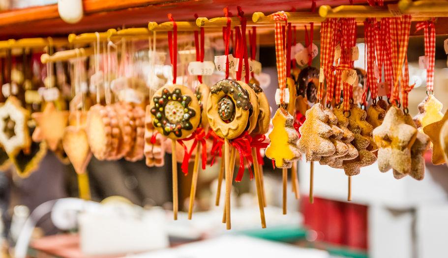 Les marchés de Noël : du 23 novembre au 30 décembre 2018