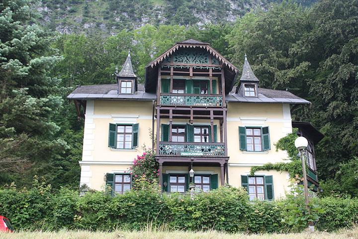 Villa Helena Aussenansicht