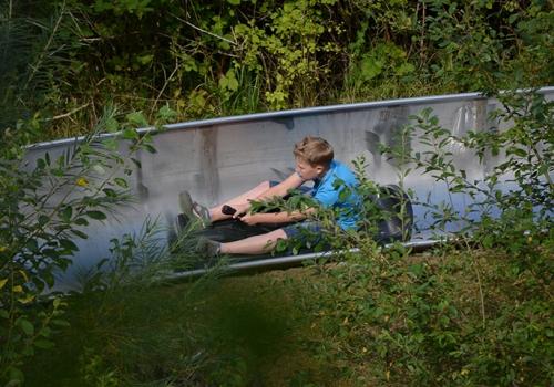 Rodeln ein Spaß für jung und alt