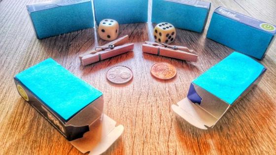 Klangmemory - Memory der Sinne - 12 Montessori Upcycling Varianten