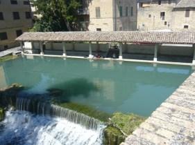Roman washing area Bevagna
