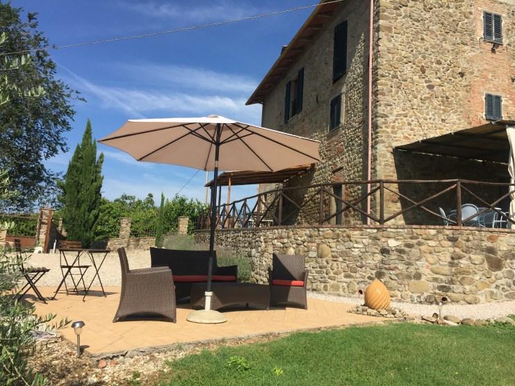 Villa Bastiola, sun terrace & loggias