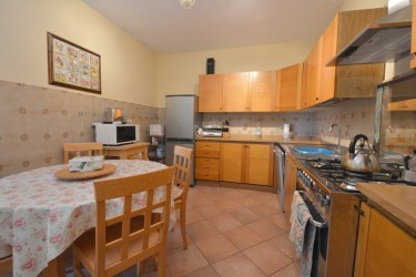 Fully fitted kitchen in Apartment Quercia