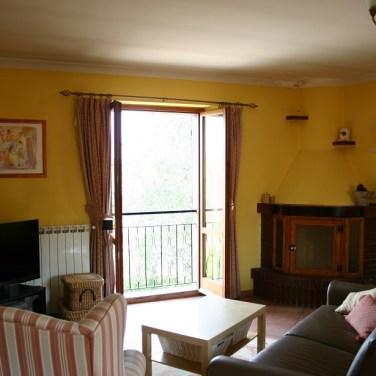 Living room in Apartment Quercia
