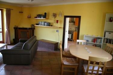 apartment with pool in Umbria