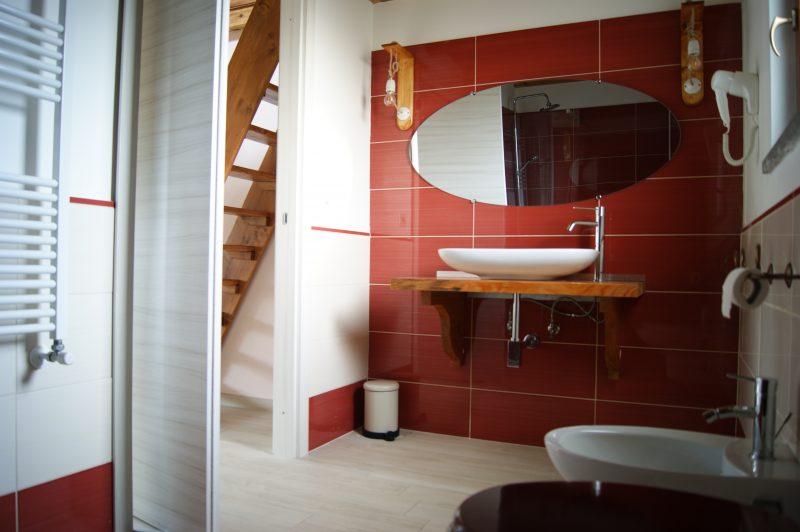Camera Melograno - bagno