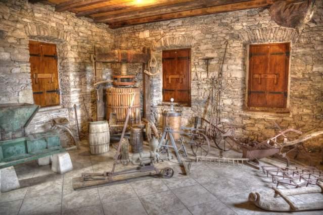 Urlaub in Kroatien. Hier gibt viel Kultur zu sehen.