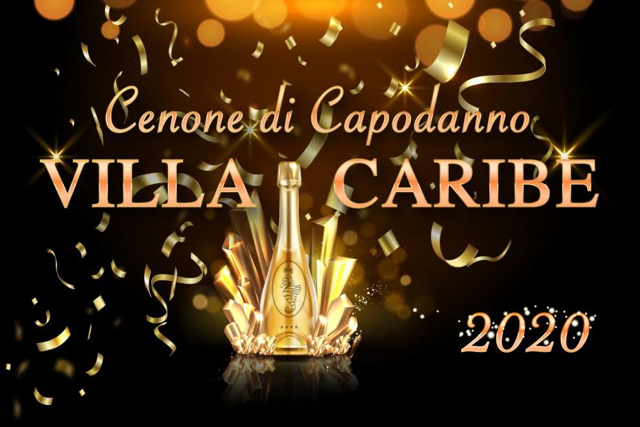 Cenone di Capodanno a Villa Caribe vicino Formia e Gaeta