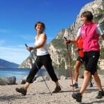 trekkig,nordic walking,Giampaolo Calzà